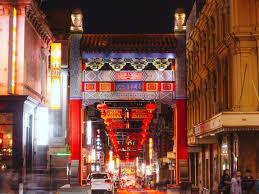 Year Three China Town